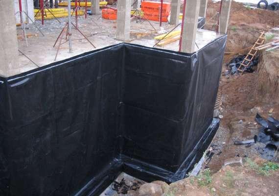 Оклеечная гидроизоляция бетона резчики по бетону купить